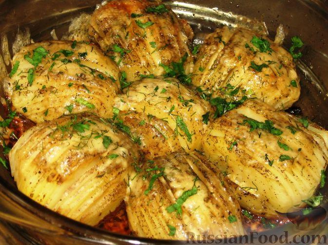 Легкие блюда рецепты с фото из картофеля