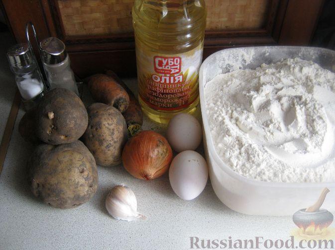 как сварить суп с галушками рецепт