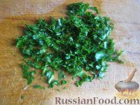 Фото приготовления рецепта: Скумбрия в фольге - шаг №5