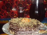 """Фото к рецепту: Торт """"Воздушный"""""""