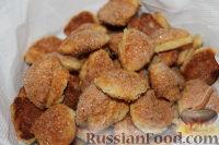 Фото приготовления рецепта: Творожное печенье - шаг №10