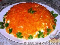 Фото к рецепту: Праздничный салат