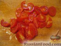 """Фото приготовления рецепта: Салат """"Пять минут"""" - шаг №4"""