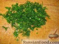 """Фото приготовления рецепта: Салат """"Пять минут"""" - шаг №6"""