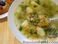 Фото к рецепту: Сытный рисовый суп
