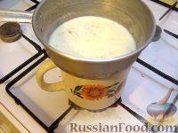 Фото приготовления рецепта: Крем из сливок - шаг №3