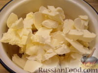 Фото приготовления рецепта: Торт слоеный «Наполеон» - шаг №2