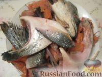 Фото приготовления рецепта: Уха из лососевых голов - шаг №2