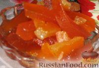 Фото к рецепту: Варенье из апельсиновых корок