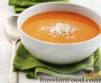 Фото к рецепту: Классический овощной суп-пюре