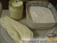 """Фото приготовления рецепта: Печенье """"Минутка"""" - шаг №1"""