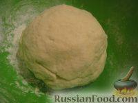"""Фото приготовления рецепта: Печенье """"Минутка"""" - шаг №4"""