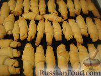 """Фото приготовления рецепта: Печенье """"Минутка"""" - шаг №9"""
