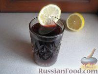 """Фото к рецепту: Пунш """"Лимонный"""""""