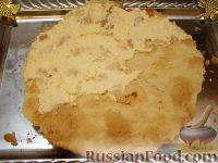 Фото приготовления рецепта: Торт слоеный «Наполеон» - шаг №12