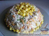 Фото к рецепту: Салат «Зайкина радость»