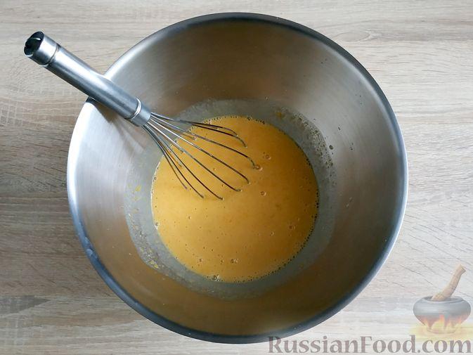 Фото приготовления рецепта: Пончики из тыквы - шаг №10