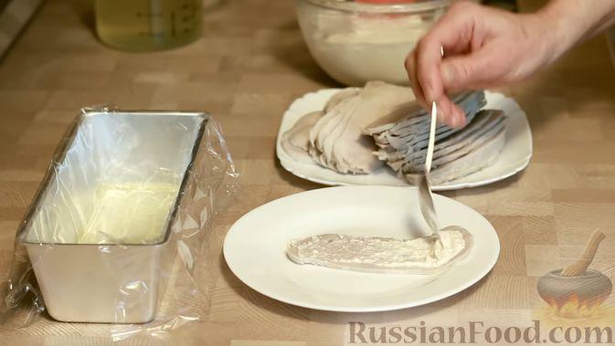 Фото приготовления рецепта: Оригинальное заливное мясо с хреном - шаг №5