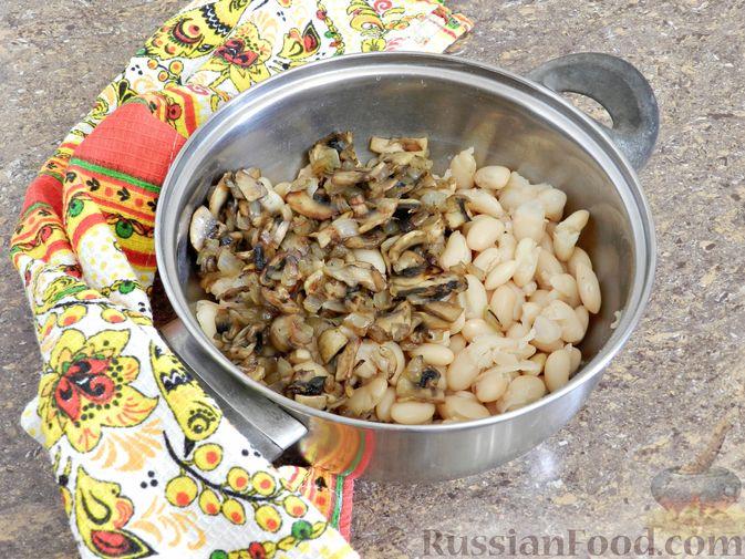 Фото приготовления рецепта: Макароны с соусом из сладкого перца - шаг №5