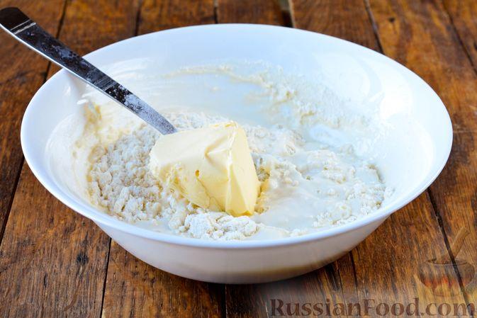 Фото приготовления рецепта: Жареная куриная печень с чесночно-соевым соусом - шаг №11