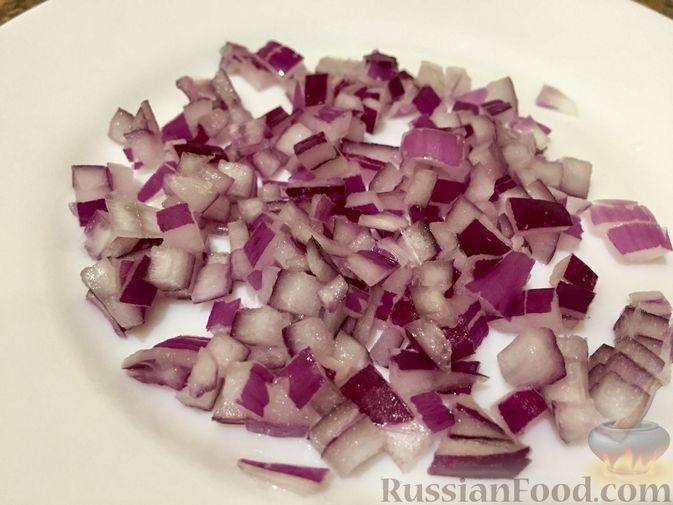 Фото приготовления рецепта: Салат из топинамбура с морковью - шаг №7