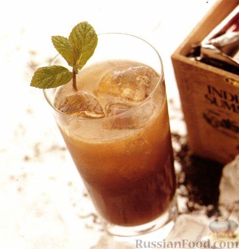 Рецепт Коктейль Лонг-Айлендский Чай Со Льдом (Long Island Iced Tea)