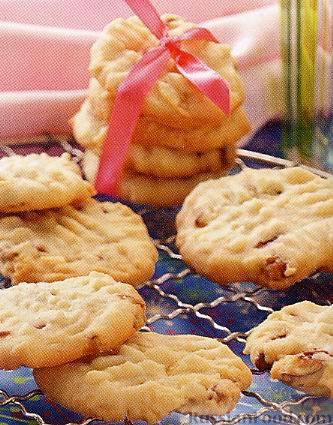 Рецепт Хрустящее печенье с картофельными чипсами