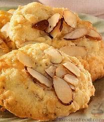 Рецепт Овсяное печенье с лимоном