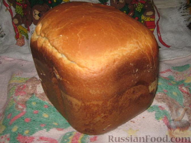 Рецепт Быстрый хлебушек из хлебопечки
