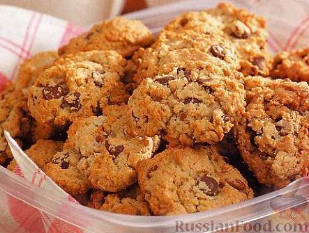 Вкусного овсяного печенья Рецепт volunteers are