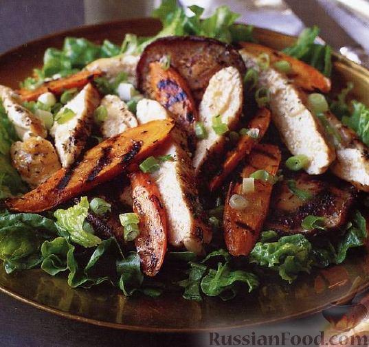 Курица оригинальный рецепт с фото