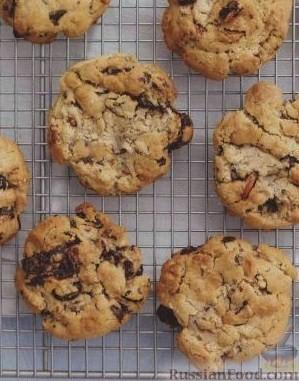 Рецепт Вкусное домашнее печенье
