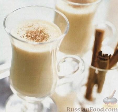 Рецепт Северо-шотландский молочный пунш
