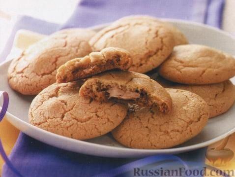 Рецепт Печенье с сюрпризом