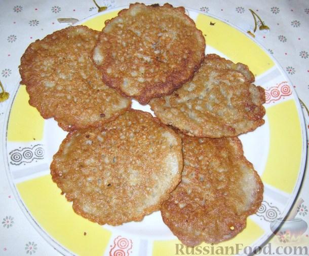 Рецепт Драники (картофельные оладьи)