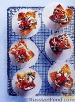 Фото к рецепту: Тайская закуска из курицы и перца чили