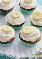 Фото к рецепту: Банановые кексы