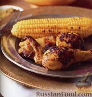 Фото к рецепту: Курица по-индийски