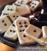 Фото к рецепту: Сахарное печенье «Домино»