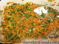 Фото приготовления рецепта: Баклажаны, фаршированные овощами - шаг №2