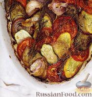 Фото к рецепту: Овощной тиан