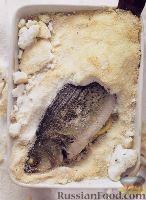 Фото к рецепту: Рыба, запеченная в соли