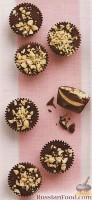 Фото к рецепту: Шоколадные конфеты с арахисом