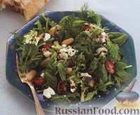 Фото к рецепту: Салат за 5 минут