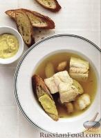 Фото к рецепту: Буйабес (Bouillabaisse) - марсельский рыбный суп