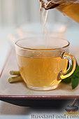 Фото к рецепту: Имбирный чай - простуда долой
