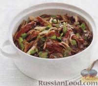Фото к рецепту: Рагу из свинины с фенхелем