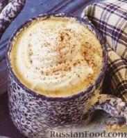 Фото к рецепту: Горячий белый шоколад