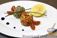 Фото к рецепту: Севиче из лосося и си-баса