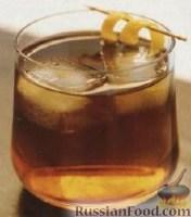 Фото к рецепту: Коктейль «Gin and It»